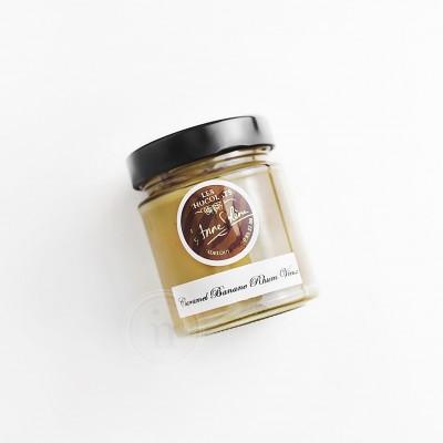 Pâte à Tartiner Caramel Banane Rhum Vieux - Les Chocolats d'Anne Solene