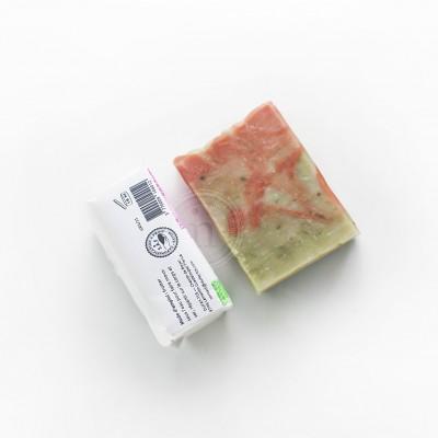 Savon Argile Rose et Argile Vert - Thysalia Cosmetics